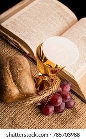Christian communion composition