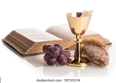 Christian communion composition