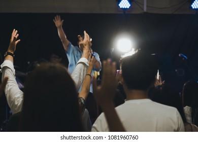 christian worship concert and night of worship