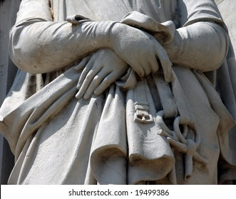 Christianity sculpture