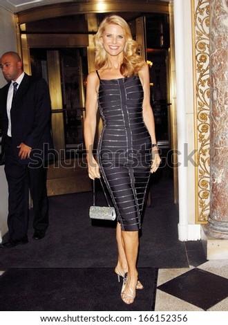 0fadded7148 Christie Brinkley at The Skin Cancer Foundation s Annual Skin Sense Award  Gala