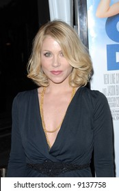 """Christina Applegate at the premiere of """"Over Her Dead Body"""" held at the ArcLight Cinema in Hollywood, Los Angeles - 29 January 2008.  Credit: Entertainment Press"""
