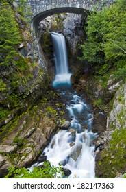 Christina False of Mt Rainier National Park