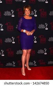 Christina Ferrare at the 2013 Daytime Creative Emmys, Bonaventure Hotel, Los Angeles, CA 06-14-13