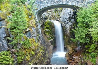 Christine Falls, Mt.Rainier NP, Washington
