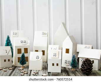 Christmas: Advent calendar