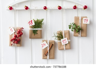 Christmas: Advent Calendar, gift