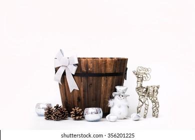 Christmas baby/pet backdrop