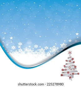Christmas Background. Abstract  Design.