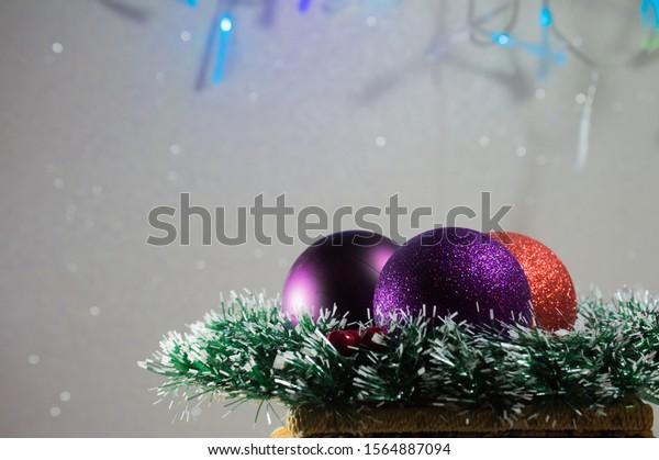 christmas-background-shiny-colored-toys-