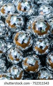 Christmas ball texture  / Christmas decoration