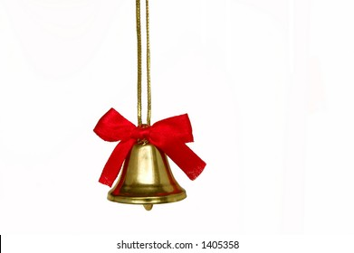 A christmas bell