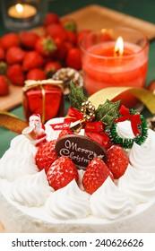 Japanese Christmas Cake.Christmas Cake Japan Images Stock Photos Vectors