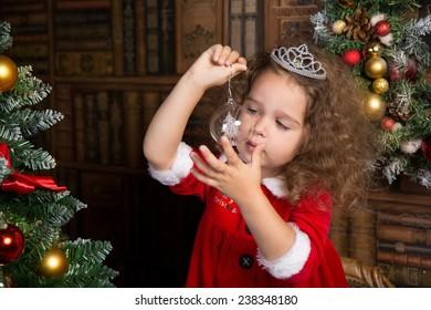 Christmas and child