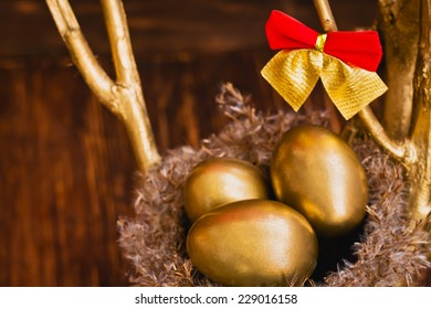 Christmas composition and decoration
