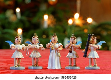 Christmas Concert with Five Musician Angels