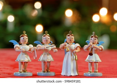Christmas Concert with Four Angels