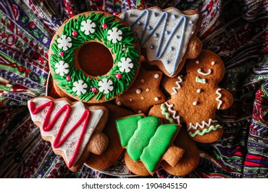 Christmas Cookies for happy new year