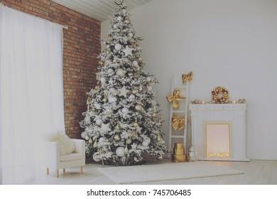Christmas decor home