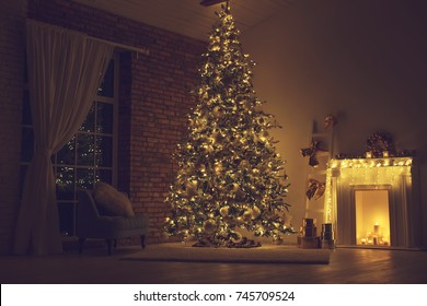 Christmas decor home