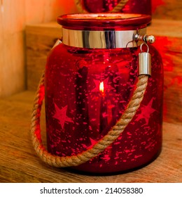 Christmas decoration for advent season