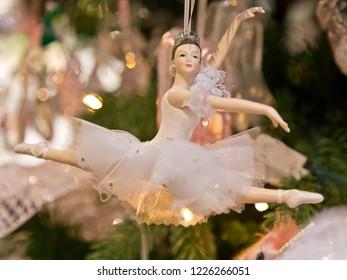 Christmas decoration: ballerina