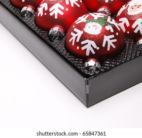 Christmas Decoration in a box