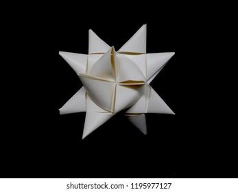 Icono Papa Noel Stock Photos Images Photography Shutterstock - Origami-papa-noel