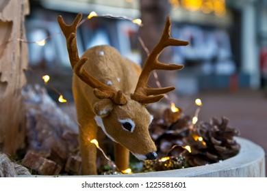 Christmas decoration: deer