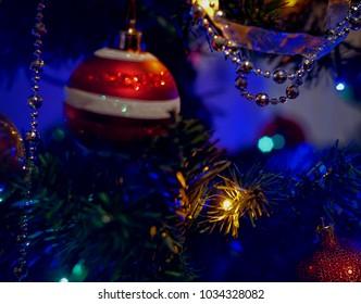 Christmas decoration - home design