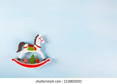 Christmas decoration, horse