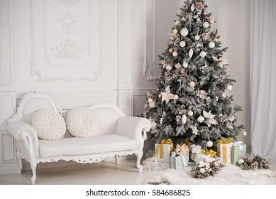 christmas decoration, tree