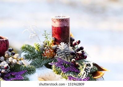 Christmas decorations, Christmas Arrangement