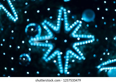 Christmas decorations stars