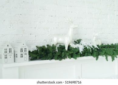 Wondrous White Chandelier Living Room Christmas Decorations Stock Download Free Architecture Designs Scobabritishbridgeorg