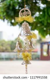 Christmas decorative bell