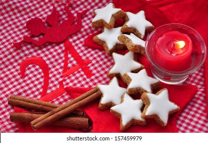 Christmas Eve, Christmas Candlelight Calendar