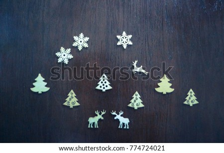 Christmas Fairy Tail Ornaments Stock Photo Edit Now 774724021