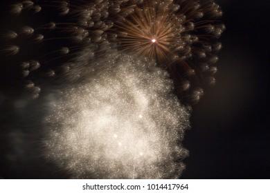 Christmas Fireworks 2018