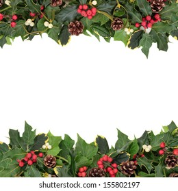holly border images stock photos vectors shutterstock