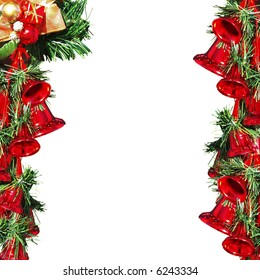 a christmas frame