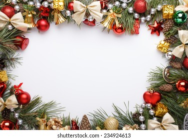 Royalty Free Christmas Frame Images Stock Photos Vectors
