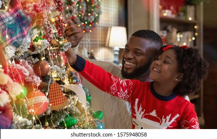 Black Family Christmas Images Stock Photos Vectors Shutterstock