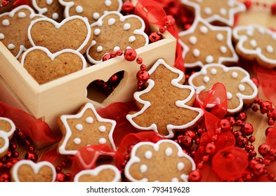 christmas gingerbreads holidays