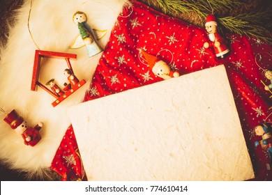 Religious Christmas Card Designs.Religious Christian Christmas Card Designs Stock Photos