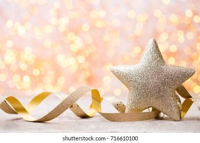 Christmas greeting card un symbol xmas.