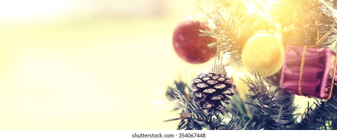 Christmas and happy new year, blossom and vintage design,motion blur background