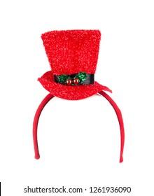 Christmas Headband Isolated