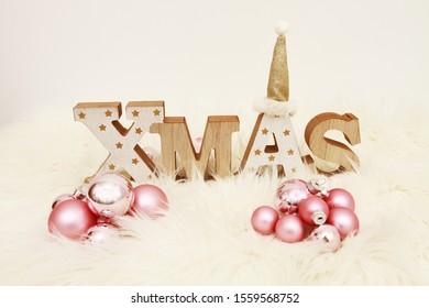 Christmas holiday, ball, golden, Xmas