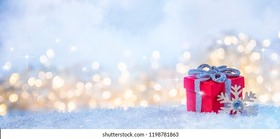 Christmas holidays background with copy space for your text